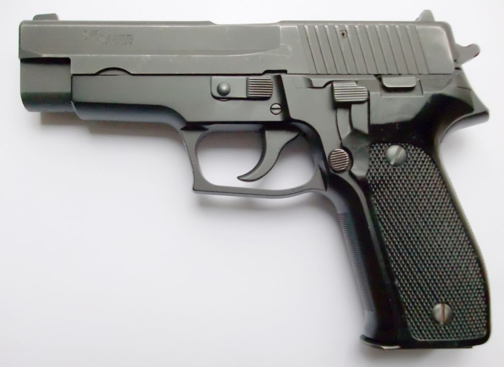 West German P226