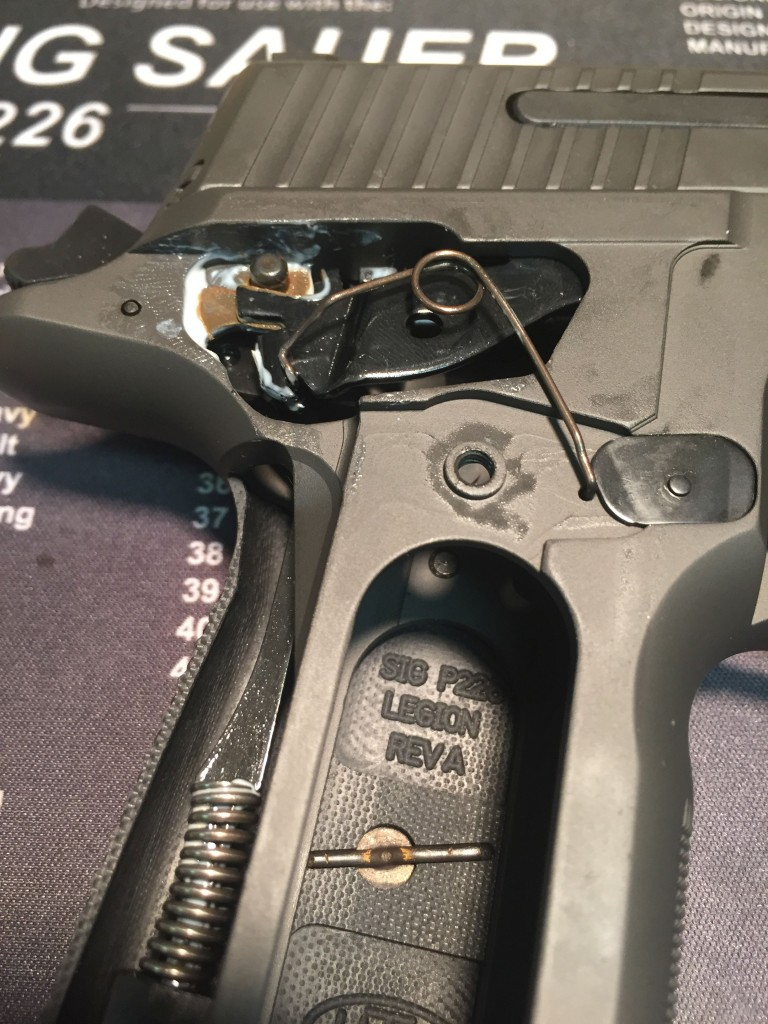 Why You Can T Use Original West German P226 Grips With A