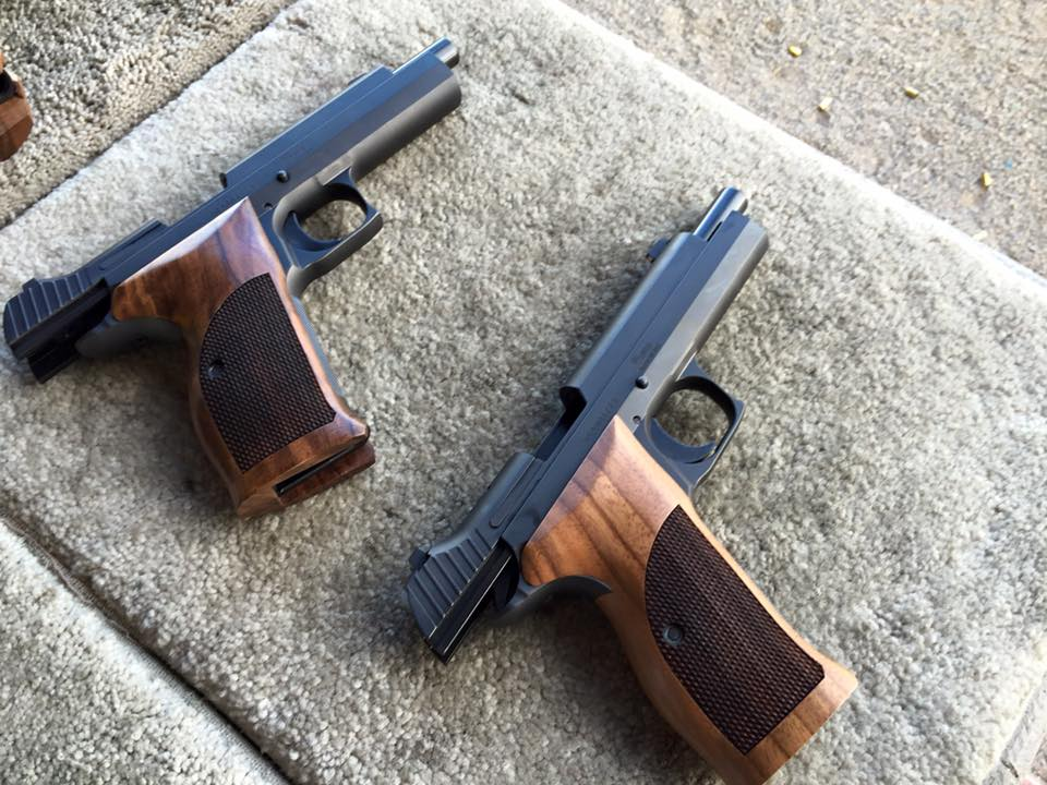 These look a whole heck of a lot like classic P210s, but new?