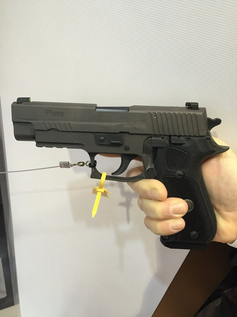 P220 Legion, photo courtesy of akaSigFreak