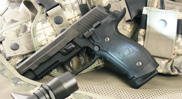 P226 Blackwater Tactical