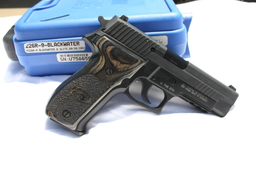 P226R Blackwater Special Edition