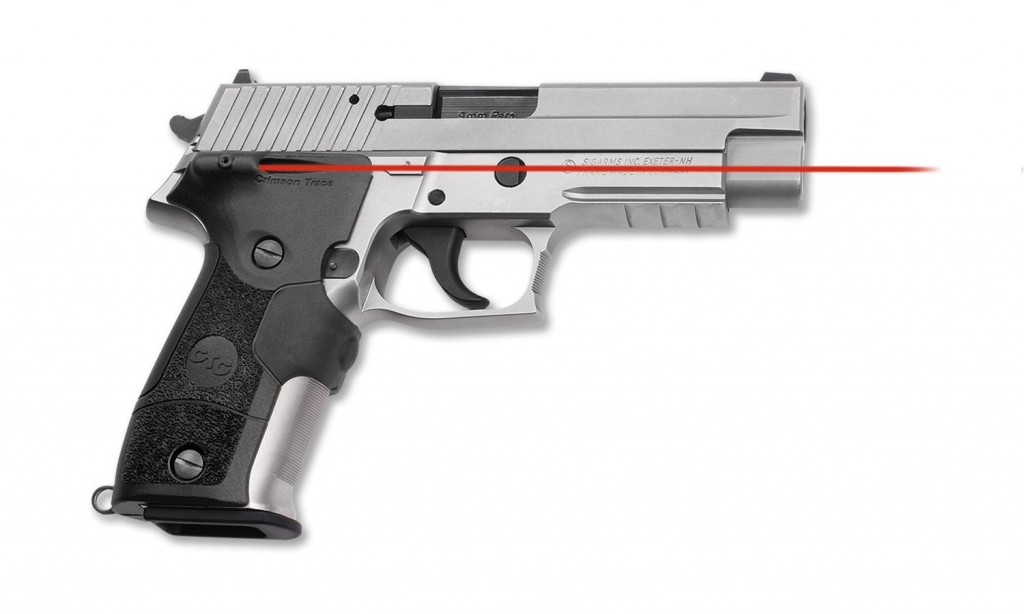 Crimson Trace LG-426 front-activated Lasergrips for the P226