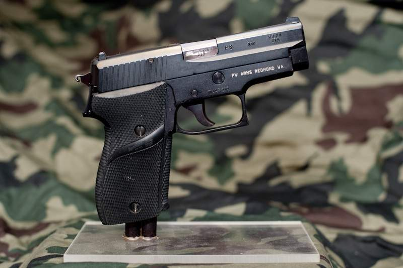 P6 imported by PW Arms