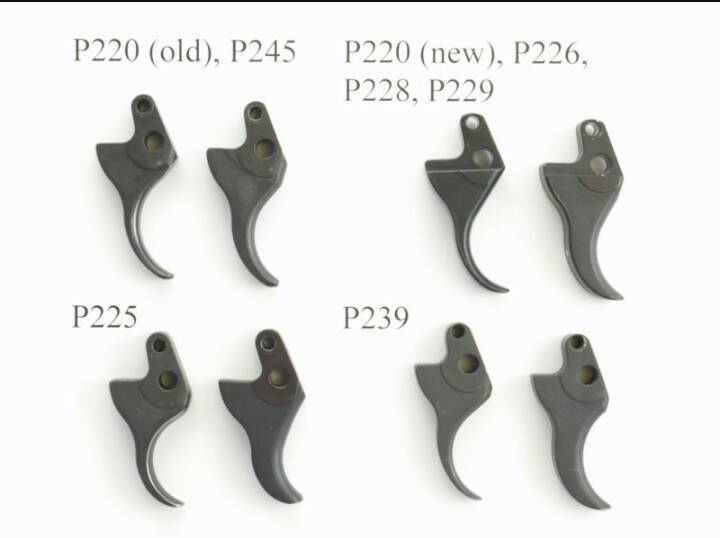 Classic P-Series trigger comparison