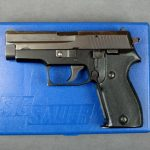 West German SIG Sauer P6