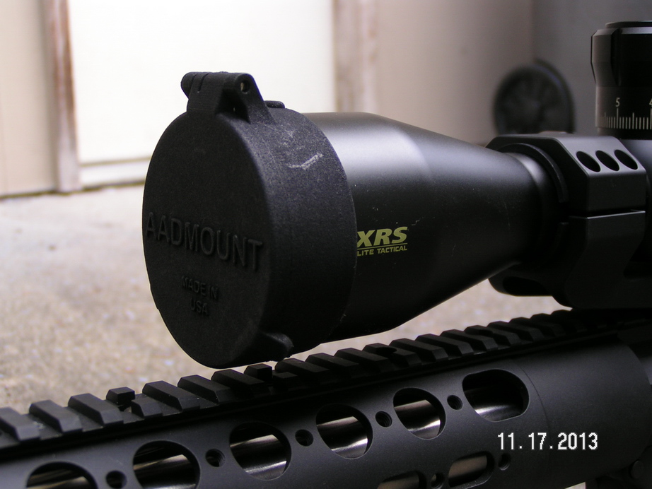 AADMOUNT Flip Up Scope Caps