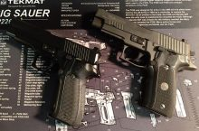 SIG Sauer P226 Upgrades Video Series