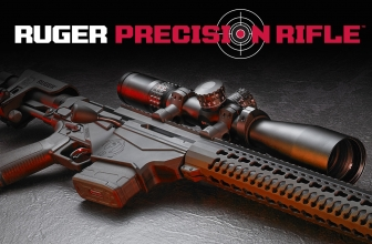 Ruger Precision Rifle