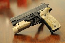 Get a Grip: Which Grips Should I Put on my SIG Sauer P226?